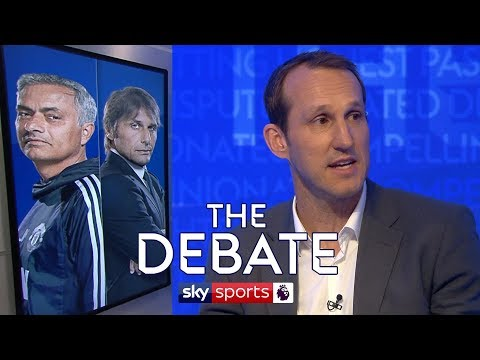 Who is the best manager? Mourinho v Conte v Wenger v Guardiola | Rosenior & Schwarzer | The Debate