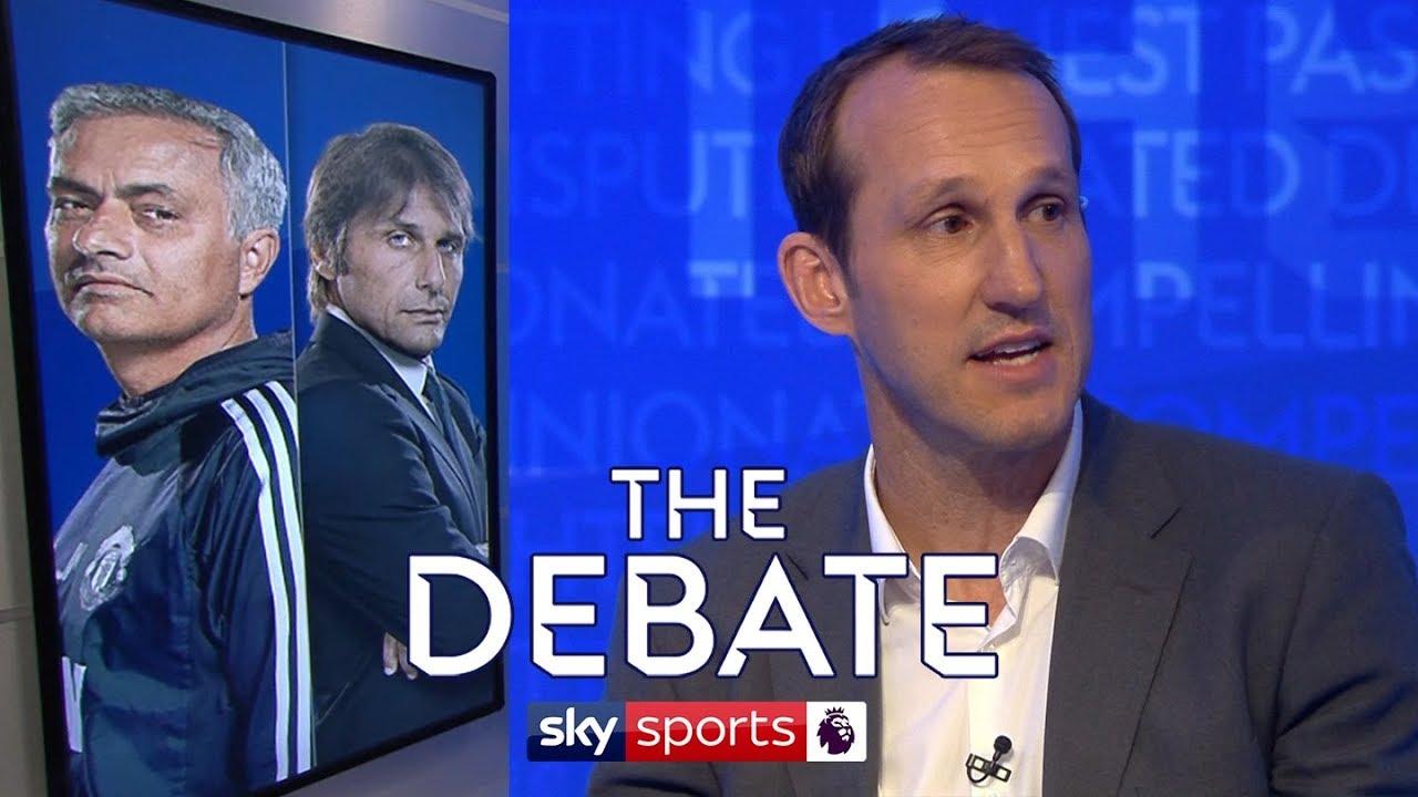 Who is the best manager? Mourinho v Conte v Wenger v Guardiola | Rosenior & Schwarzer | The Deba