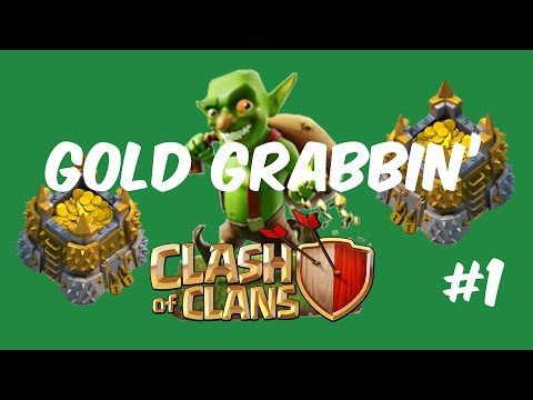Clash of Clans | Forum Rising | Gold Grabbin' | Episode 1