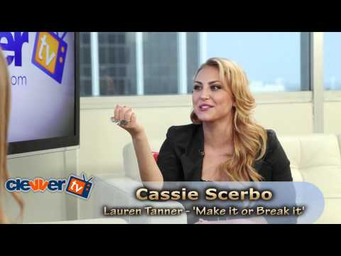 Cassie Scerbo Dishes on