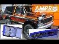 e131: Traxxas TRX4 Bronco & Ampro Interior Preview