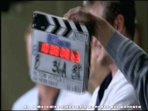Grey's Anatomy: Fuori onda della quinta stagione!