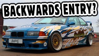 How to do the Perfect Backwards Entry? BMW E36 M3 with SLR