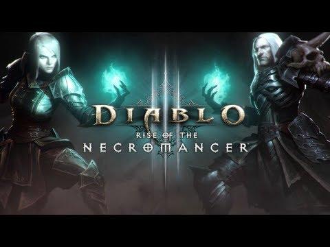 Diablo 3 - Working on Necro