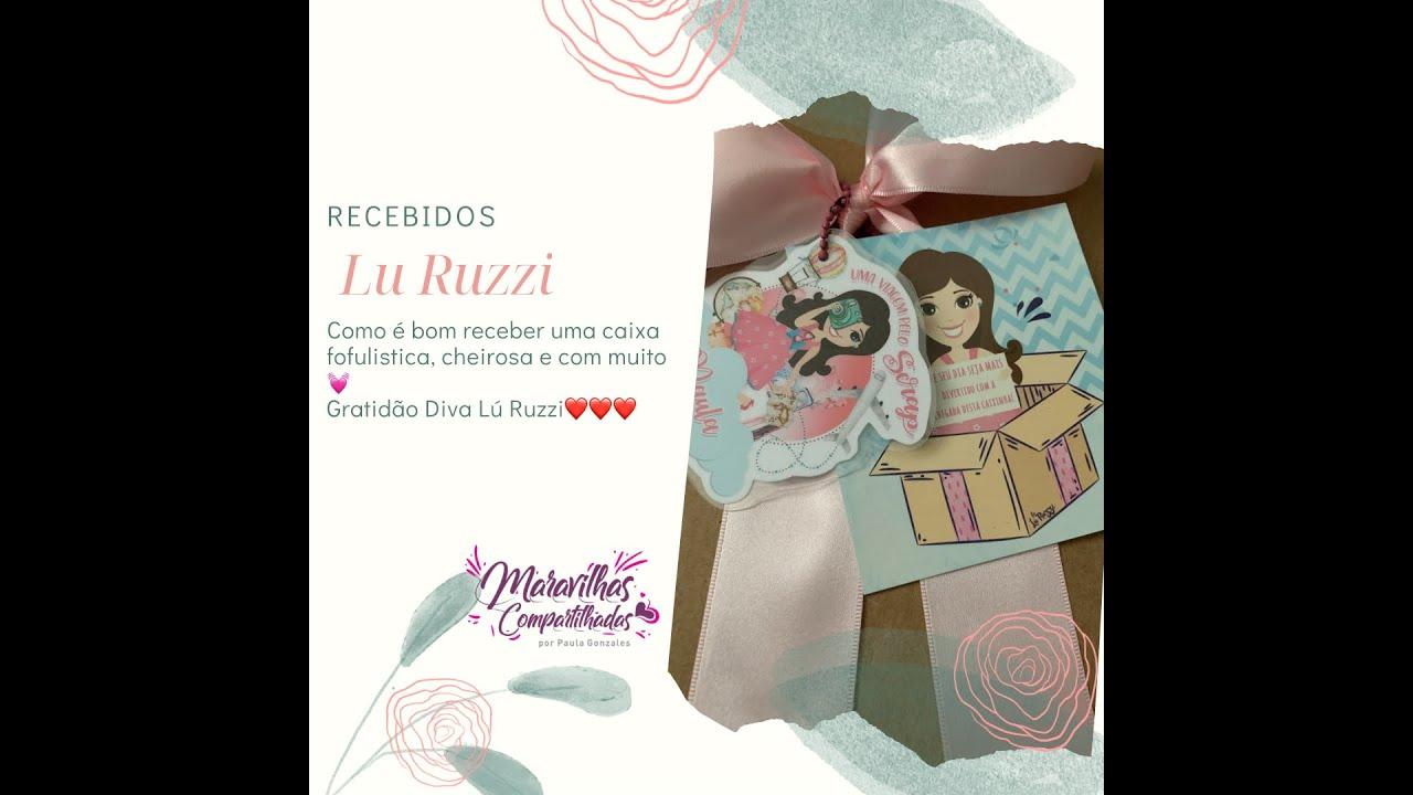 Recebido Lu Ruzzi