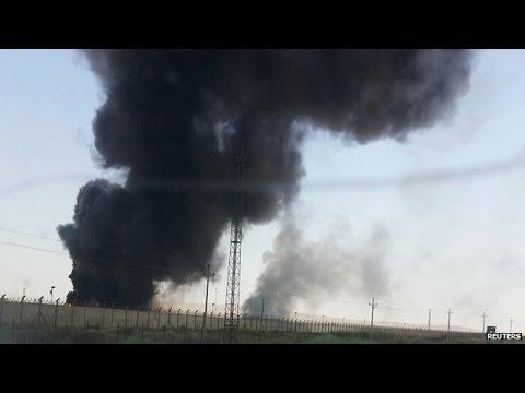 Key Iraqi Oil Refinery Seized by ISIS Militants