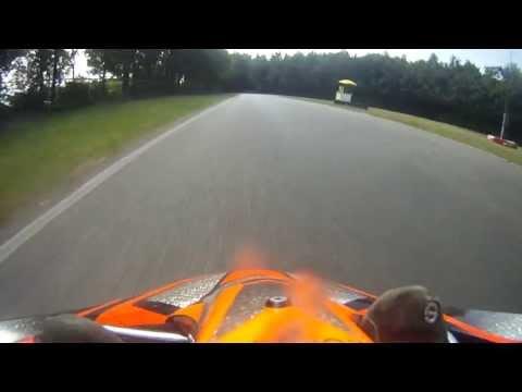 Luca Köster l VT250 l Eindhoven GK4 Race 1 6/13