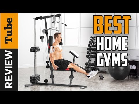 ✅Gym: Best Home Gym 2020 (Buying Guide)