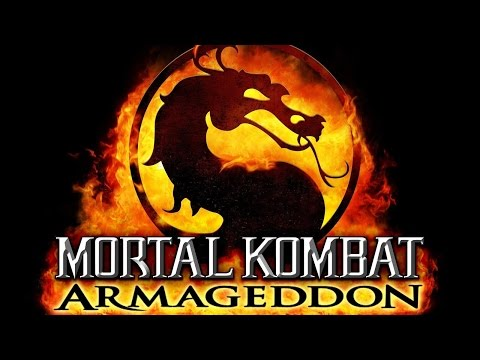 Mortal Kombat: Armageddon All Cutscenes (Game Movie) 1080p 60FPS