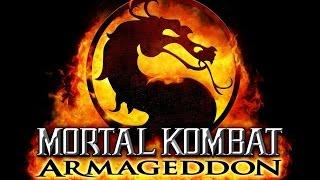 Mortal Kombat: Armageddon All Cutscenes (Game Movie) 1080p 60FPS