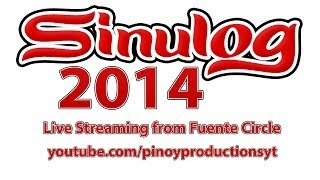 Sinulog 2014 Grand Parade Live