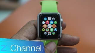 Apple Watch Sport - Khui hộp và trên tay nhanh [ZChannel]