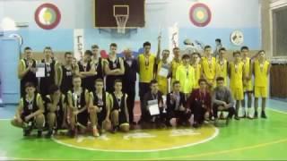 Школа 8 г.Иваново  _ Награждение победителей Первенства Фрунзенского района по баскетболу