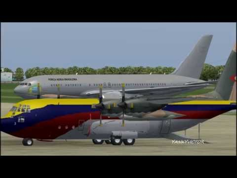 BOEING 767 FORCA AEREA BRASILEIRA AT PORT AU PRINCE, HAITI