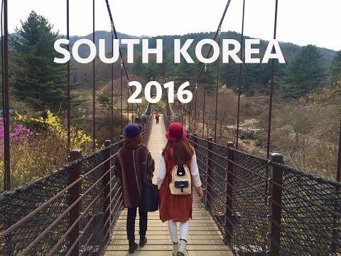 Travel Vlog - South Korea Trip 2016