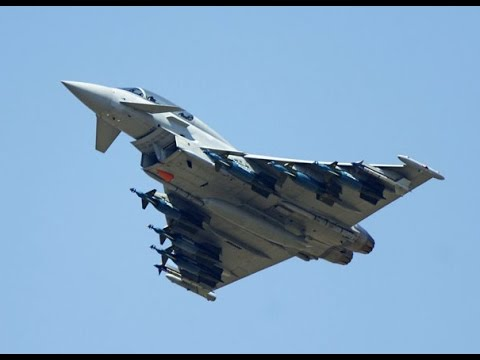 Kuwait set to buy Eurofighter Typhoon combat jets from Italy