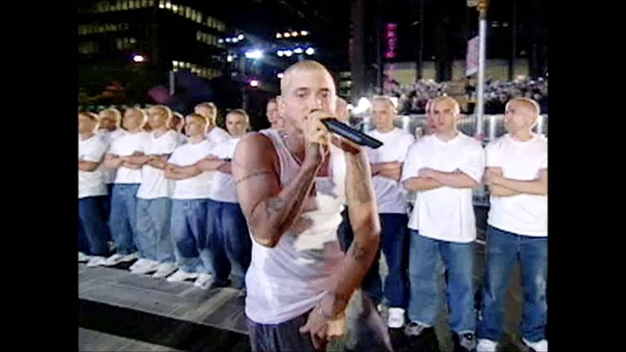 Eminem The Real Slim Shady (Uncensored) - YouTube