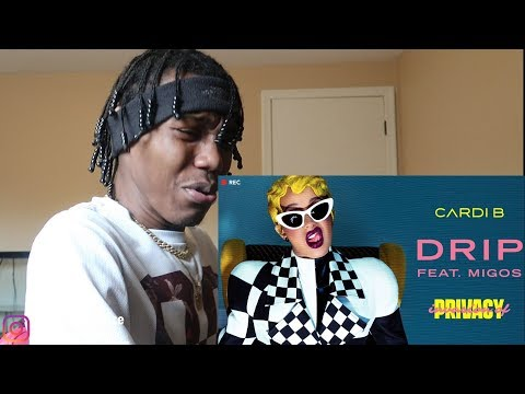 Cardi B - Drip feat. Migos [Official Audio] Reaction