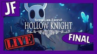 Finalizando: Hollow Knight PC FINAL