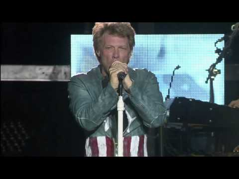 Bon Jovi Live From Madrid - You Give Love A Bad Name