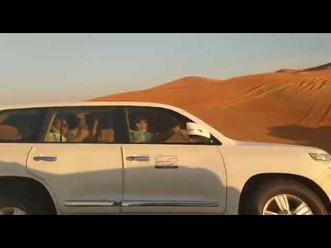 Desert Safari   BBQ Dinner   Camel Riding   SandBoarding    Belly Dance