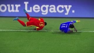 PS4 PES 2017 Gameplay Al Merreikh vs Al Hilal Omdurman HD 2017 Video