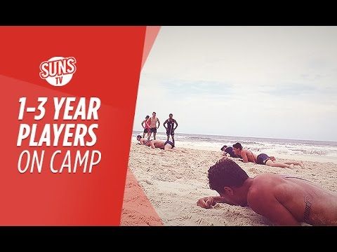 SUNS TV: EDP Camp