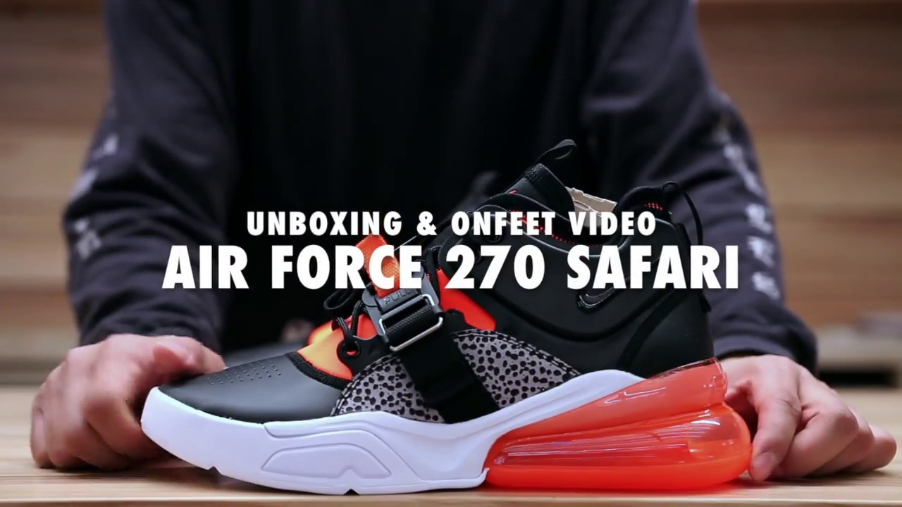 5362b2666cd Nike Air Force 270