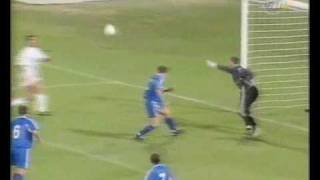 UEFA Champions League 1999/2000 - Valletta FC vs Barry Town (3-2)