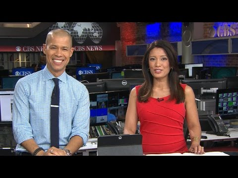 A look back at CBSN's first year