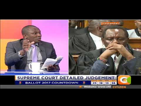 Citizen Extra :Supreme court  detailed judgement
