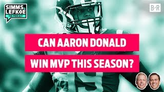 Can Aaron Donald Win MVP This Season? | NFL Week 13 Film Notebook