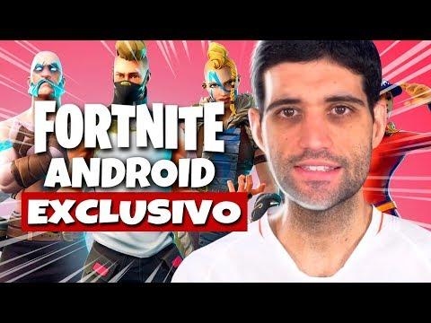 Fortnite no Android EXCLUSIVO Samsung Galaxy e Call of Duty para CELULARES thumbnail