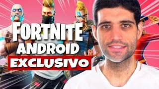 Fortnite no Android EXCLUSIVO Samsung Galaxy e Call of Duty para CELULARES