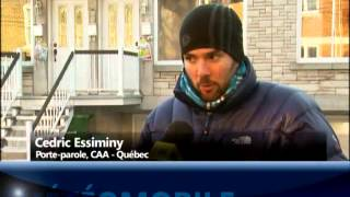 CAA-Québec - Chauffe-moteur ou démarreur à distance?
