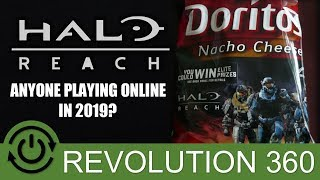 Playing Halo Reach Online on the Xbox 360 in 2019?