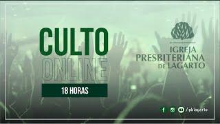 Culto | 05/07/2020 - 18h