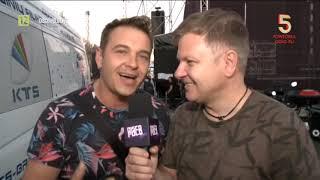 Weekend - Wywiad dla Disco polo Live -  Iłów 2016
