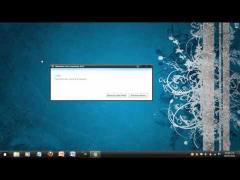 Como Desinstalar Windows Live Messenger 2011 Sin Programas.