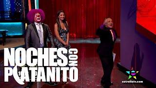 """""""Baskeleatinas"""" con  Diego Tinoco, Jason Genao y Paula Garces - Noches con Platanito"""