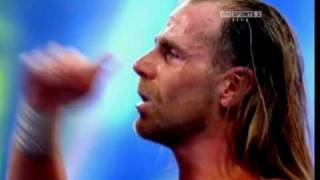 Shawn Michaels vs Undertaker - 18-0