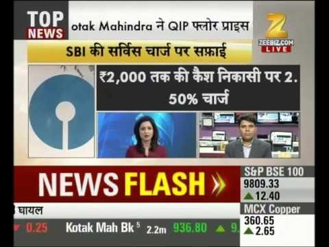 8 ATM transactions will be free in Metro cities : SBI