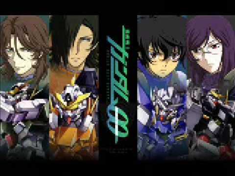 Gundam 00 Original Soundtrack-Main Theme Song