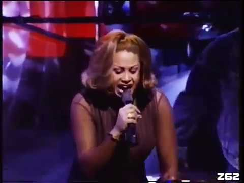 CeCe Peniston I'm Not Over You (Live)