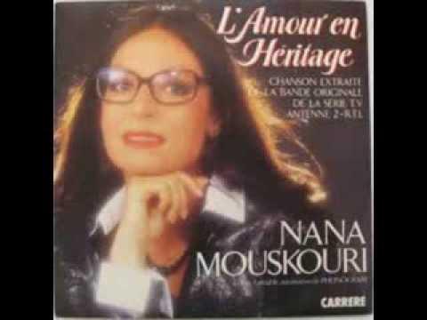 Nana mouskouri l amour en héritage (cover) John Dillon