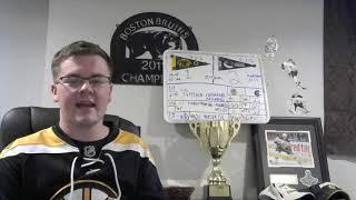 Bruins Fan Reaction - Game 8 - INJURIES!!!!!! - VAN 2, BOS 1 OT