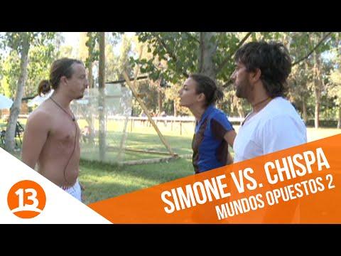 Mundos Opuestos 2 | Simone versus Chispa