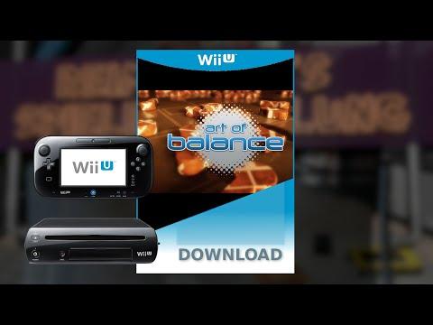 Gameplay : Art of Balance [WII U]