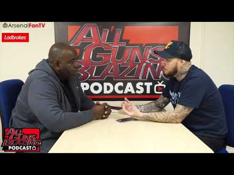 Are Man City A Big Club? (And Can Arsenal Beat Them?) | All Guns Blazing Podcast #11