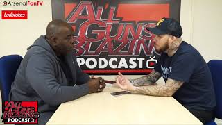 Are Man City A Big Club? (And Can Arsenal Beat Them?)   All Guns Blazing Podcast #11
